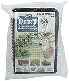 Gardeneer by Dalen Deer Netting – Polypropylene Mesh Deer Defense – Enhanced Durability and Sturdiness – Easy DIY Installation Garden Animal Barrier