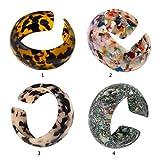 Immagine 1 s trouble moda leopard bangle