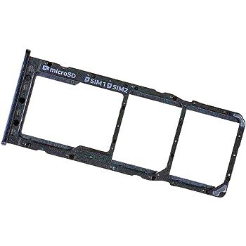 MMOBIEL Set con 1 Tarjeta SIM y 1 Bandeja de Tarjeta SD Compatible con Samsung Galaxy A40 A405 5.9 Inch 2019 Negro Incl Sim Pin