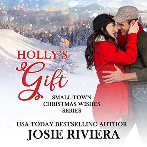 Holly's Gift audiobook cover art