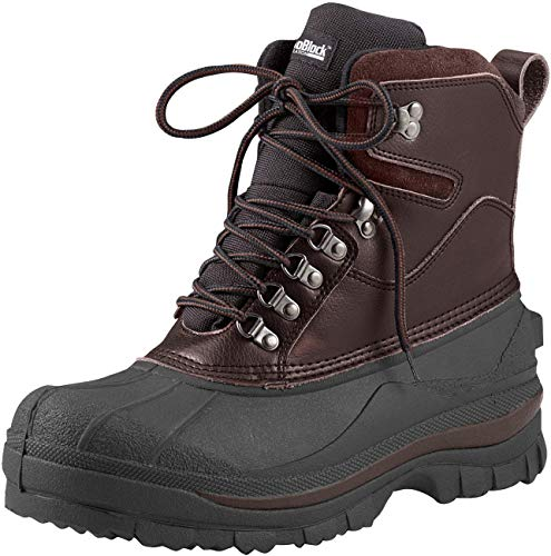 Venturer Cold Weather 8' Hiking Boot, Brown - Size 10