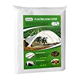 GDNaid Plant Cover Winter Freeze Protection 8 X 26ft 0.9oz Reusable Season Extension Floating Row...