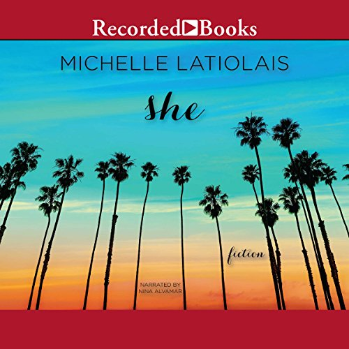 She audiobook cover art