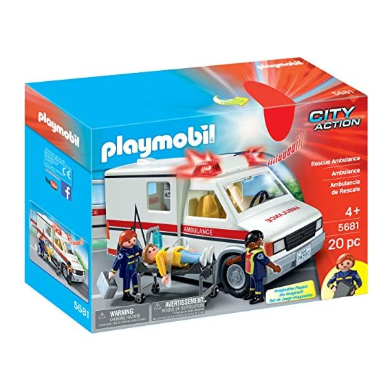PLAYMOBIL-Rescue-Ambulance