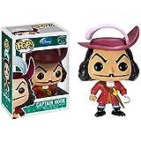 QToys Funko Pop! Peter Pan #26 Captain Hook 1953 Limited Edition Chibi...
