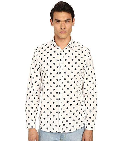 Love Moschino Camisa Blanco/Negro
