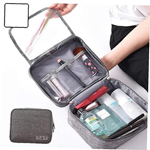 Hotaden Women Travel Hanging Cosmetic Bag Makeup Toiletry Wash Organizer Beauty Vanity Make Up Luggage Accessories Random Color