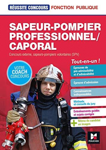 Réussite Concours Sapeur-pompier professionnel/caporal