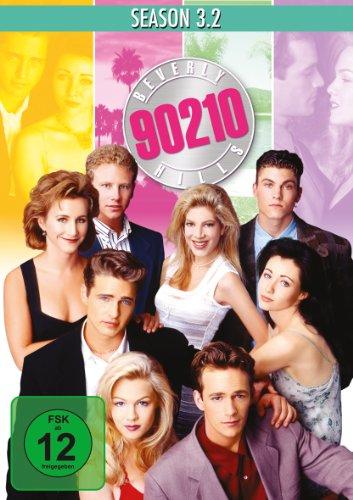 Beverly Hills 90210 - Staffel 3.2 (4 DVDs)