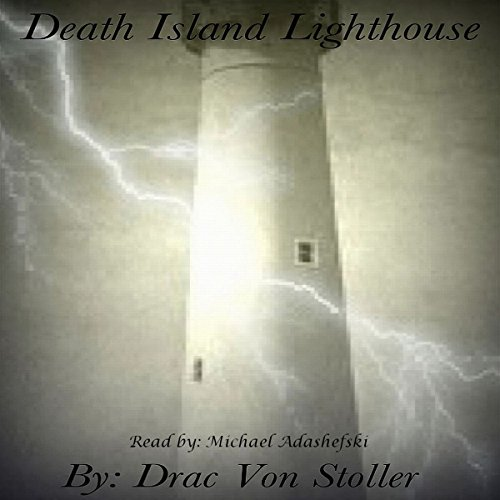 Death Island Lighthouse audiobook cover art