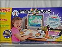 Digital Art Studio with Bonus Software by Fisher-Price [並行輸入品]