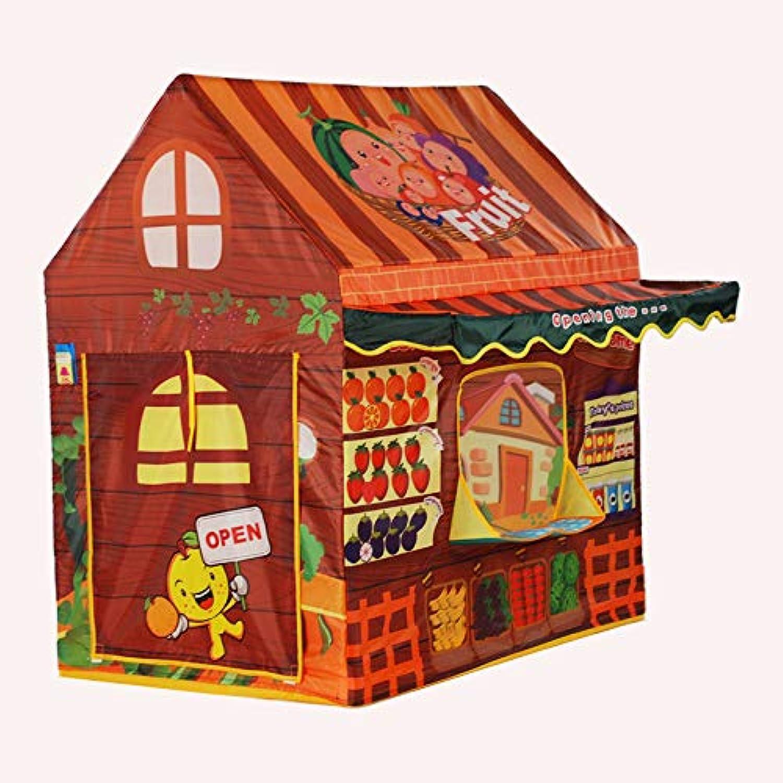 Shiweiqing Kinderzelt Bckerei Puzzle Spielzeug Spiel Haus Ozean Pool Haus Baby Baby Geschenk Prinzessin Geburtstag