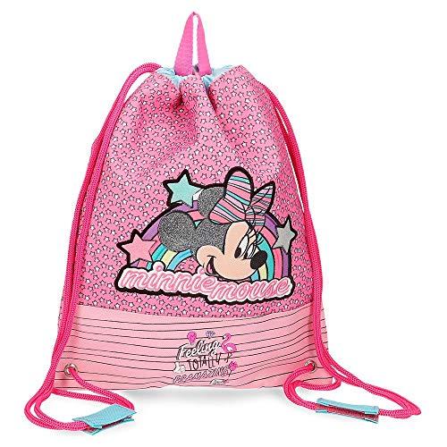 Bolsa de merienda Minnie Pink Vibes