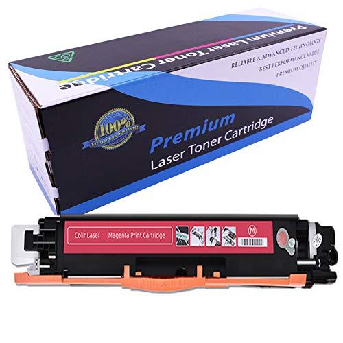 Cartucho de tóner CRG-329 CRG-729 CRG329 CRG729 (1Bk,1C,1Y,1M) compatible con Canon LBP-7010 LBP-7018 LBP-7010C LBP-7018C color rojo