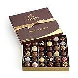 Godiva Chocolatier Assorted Chocolate Truffles Signature Gift Box, 36-Pieces, 2.2 Pound