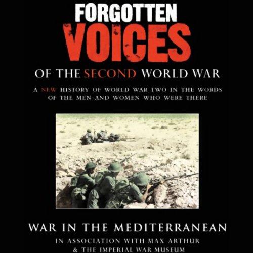 War in the Mediterranean cover art