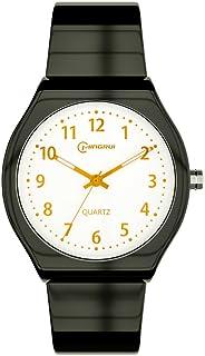 Niño Resistente Al Agua Reloj Estudiante Movimiento Examen Watch Relojes Digitales Goma Correa con Hebilla Pasador
