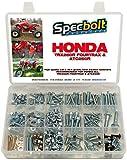 250pc Specbolt Fasteners Brand Bolt Kit: fits TRX250R Fourtrax & ATC250R Quad and Three Wheeler TRX 250R ATC