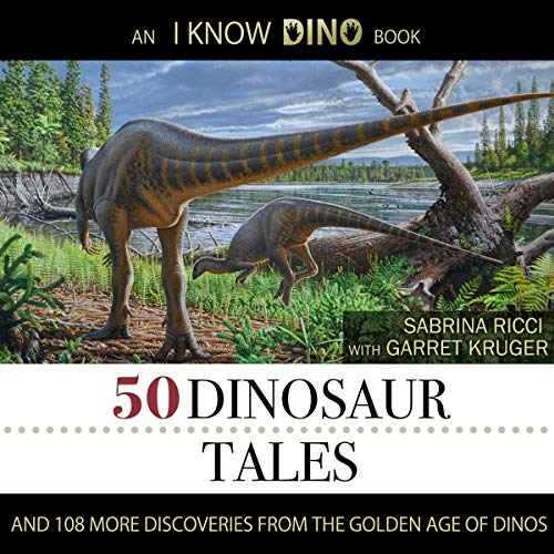 50 Dinosaur Tales cover art