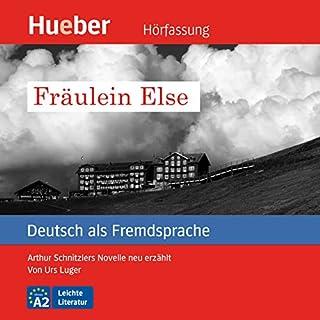 Fräulein Else cover art