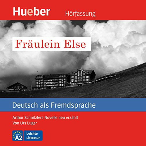 Fräulein Else cover art
