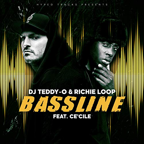 Bassline (Instrumental) [feat. Ce'cile]