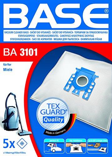 BASE BA3101 Staubsaugerbeutel