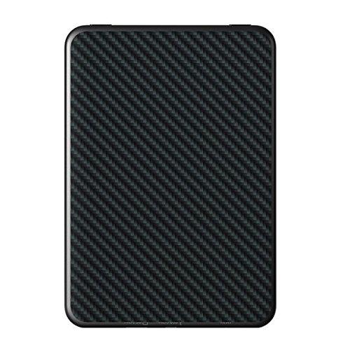 DecalGirl Carbon edelmattierte, dünne Schutzfolie / Sticker für Tolino Vision & Vision 2