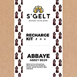 S'GELT Kit Recharge - BIÈRE ABBAYE
