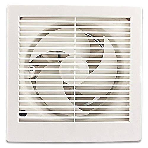 GFDFD Booster Ventilatore Estrattore Ventilatore di Scarico Aspirazione Ventilazione Finestra Ventilatore per Tubi per Bagno WC Cucina Home Office