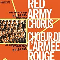 Rider's March/Troika/Little Field/Moscow Nights/& by RED ARMY CHORUS