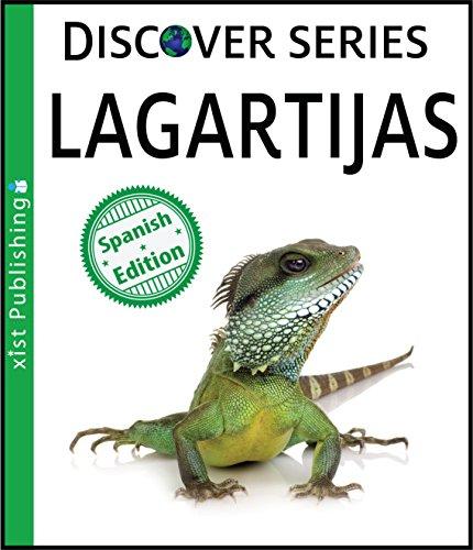Lagartijas (Xist Kids Spanish Books) (English Edition)