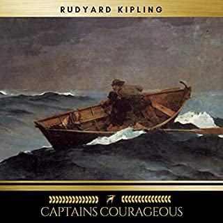Captains Courageous                   By:                                                                                                                                 Rudyard Kipling                               Narrated by:                                                                                                                                 Josh Smith                      Length: 5 hrs and 52 mins     1 rating     Overall 4.0