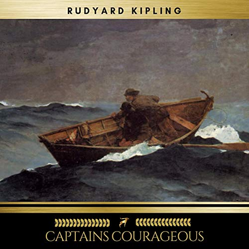 Captains Courageous                   By:                                                                                                                                 Rudyard Kipling                               Narrated by:                                                                                                                                 Josh Smith                      Length: 5 hrs and 52 mins     Not rated yet     Overall 0.0