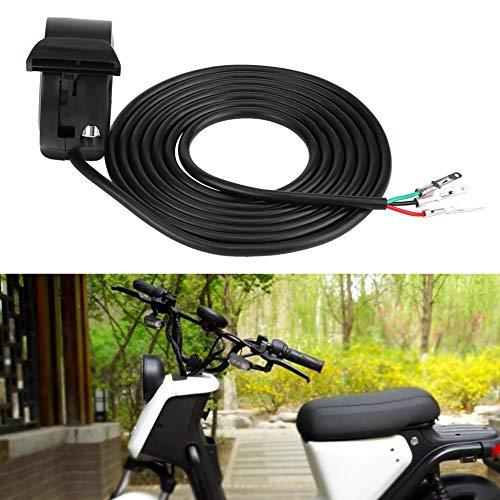 Daumengas 7/8″Universal Daumengas Drehzahlregler für E Bike Roller Beschleuniger, 22mm - 3