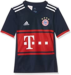Adidas Camiseta Bayern Munich 1ª Equipación 2017/2018 Niños