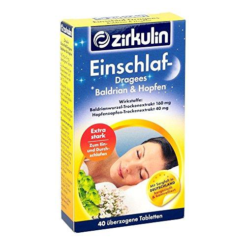 Zirkulin Einschlaf Bald&Ho Er Pack(X 42 g)