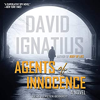 Agents of Innocence audiobook cover art