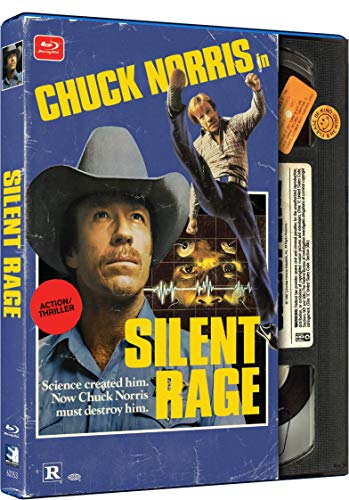 Silent Rage - Retro VHS Style [Blu-ray]