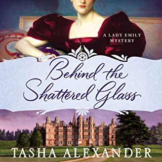 Behind the Shattered Glass cover art
