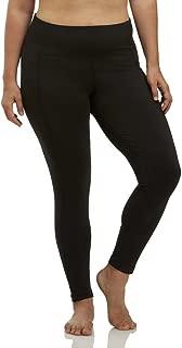 Women's Plus SizeHigh Rise Tummy Control Legging 28