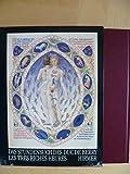Das Stundenbuch des Duc de Berry. Les tres riches heures. Bilderlaeuterungen teils in franzoesisch