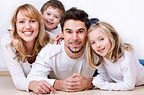 Geschenkgutschein für ein Familien-Fotoshooting