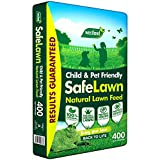 Westland SafeLawn Child and Pet Friendly Natural Lawn Feed 400 m2, Green, 14
