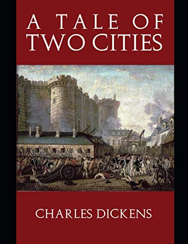 A Tale of Two Cities By Charles Dickens ( Original & Latest Edition )