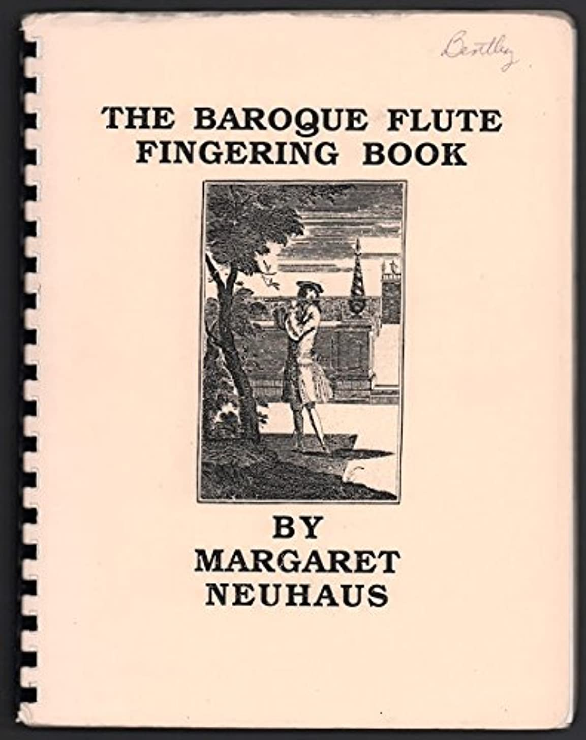 The baroque flute fingering book: A comprehensive guide to fingerings for the one-keyed flute, including trills, flattements, and battements, based on ... from the eighteenth and nineteenth centuries