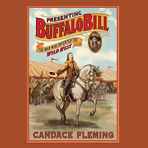 Presenting Buffalo Bill audiobook cover art