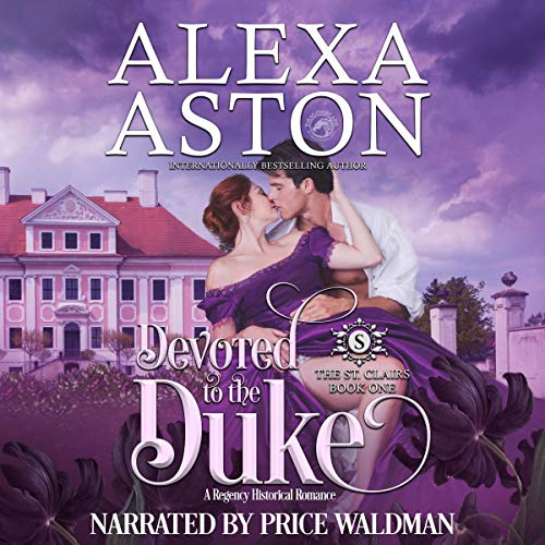 Devoted to the Duke audiobook cover art