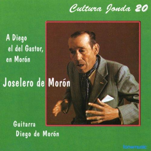 Cultura Jonda XX. A Diego el del Gastor, en Moron