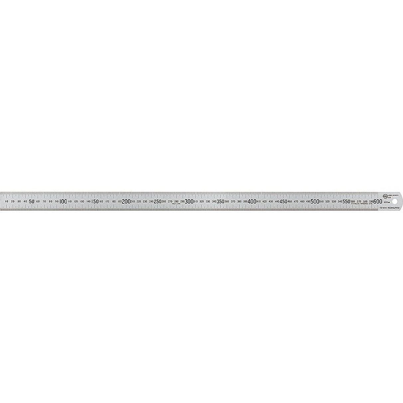 イースターたらいポケットコクヨ ステンレス直定規 60cm TZ-1345 【まとめ買い3個セット】